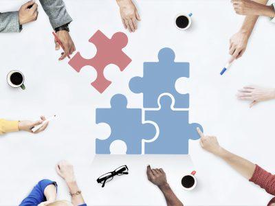 shutterstock team jigsaw