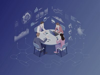 shutterstock team table